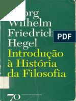 Introducao a Historia Da Filosofia