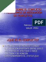 Conciliacion Extra e Intra Proceso