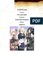 [KamiNF Fate Apocrypha Capitulo 1 Parte 1 y 2