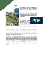 ARQUITECTURA PERUANA (1)