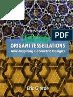Eric Gjerde - Origami Tesselation