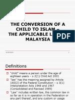Conversion Into Islam