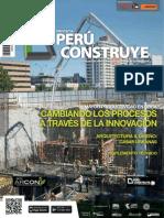 REVISTA PERU CONSTRUYE N°29