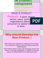 New Product Development Ppt OM