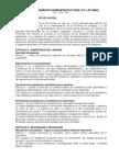 Ley 5350 Procedimiento Administrativo Cordoba