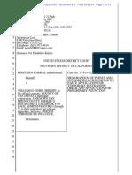 Ares Armor Facebook Preliminary Injunction