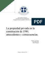 El Derecho de Propiedad en La Constitución de 1980 (1) (1)