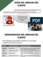 Herramientas Del Análisis Del Cliente Ppt