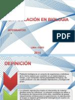 La Población en Biología