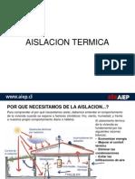 Aislacion Termica.ppt