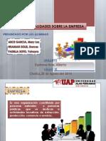 Generalidades Sobre La Empresa 1