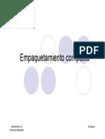 4 Empaquetamiento de celdas unitarias quimica