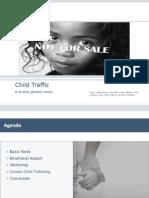 Child Traffic Summary Presentation