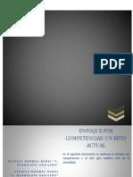 Ensayo - Competencias SIGLO XXI