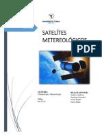 SATÉLITES METEOROLÓGICOS