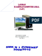 Konfigurasi LAN