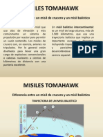 Misiles Tomahawk
