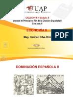 Principio y Fin de La División Española