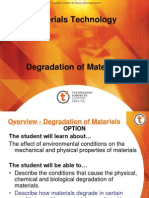 Degradation of  Materials.ppt