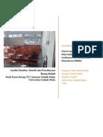 Analisis Akustik Dan Pencahayaan