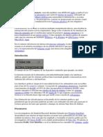 La Interfaz Gráfica de Usuario