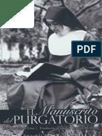 El Manuscrito Del Purgatorio - Sor María de La Cruz