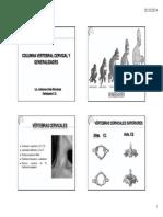 Biomecanica Columna Cervical y Generalidades [Modo de Compatibilidad]