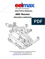 Arc Runner Manual 7 2012