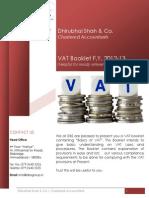 VAT Booklet F.Y.2012-13