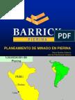 Planeamiento de Minado en Pierina