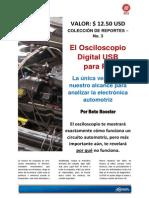 Reporte 3 El Osciloscopio La Unica Ventana a La Electronica Automotriz