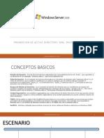 Guia de Laboratorio n 5 Parte I Active Directory