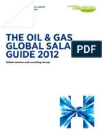 Salary guide (Oil Gas)