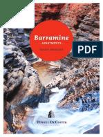 Powell De Coster - A5 Barramine Brochure
