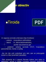 Ex obiectiv tiroida