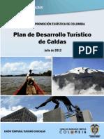 Plan de Desarrollo Turístico de Caldas 1
