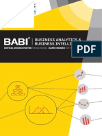Business Analytics Course Great Lakes Brochure