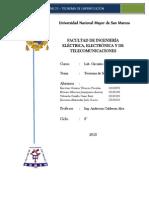 Circuitos Electricos-Informe final 8