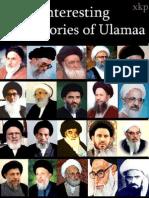 Interesting True Stories of Ulama