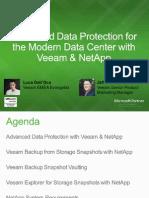 Veeam and NetApp FINALv2