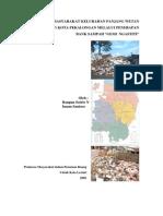 Proposal 11 kemandirian masyarakat kelurahan panjang wetan