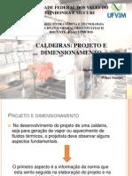 Dimensionamento e Projeto
