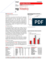Societe Generale Emerging Weekly