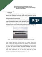 proposal 13 pengelolaan kawasan estuary secara berkelanjutan                       berbasis masyarakat di kelurahan kampung bugis kota tanjungpinang propinsi kepulauan riau