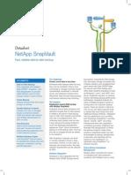 SnapVault-Datasheet
