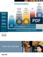 Implementing Cisco IP Routing Learning Guide