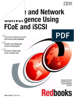Storage and Network Convergence using FCoE and iSCSI