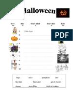 2299_Halloween Likes and Dislikes