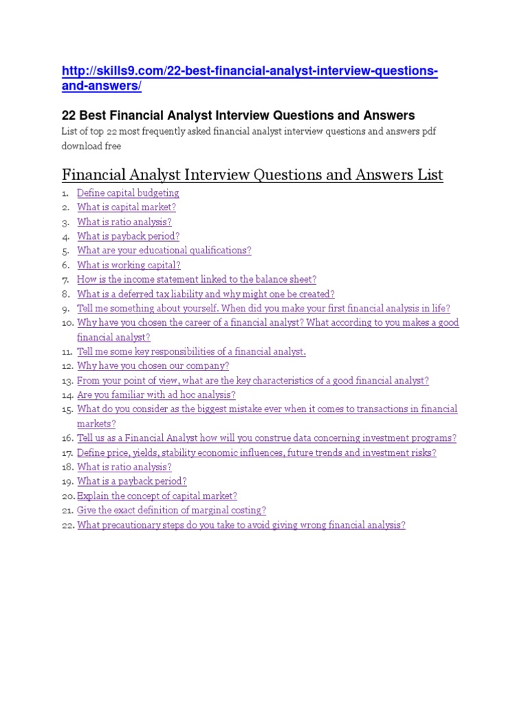 financial analysis questions Ratio analysis exercise this exercise demonstrates the analysis of financial statements using ratio analysis click the new problem button to generate a.