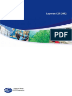 Lintec laporan CSR 2012